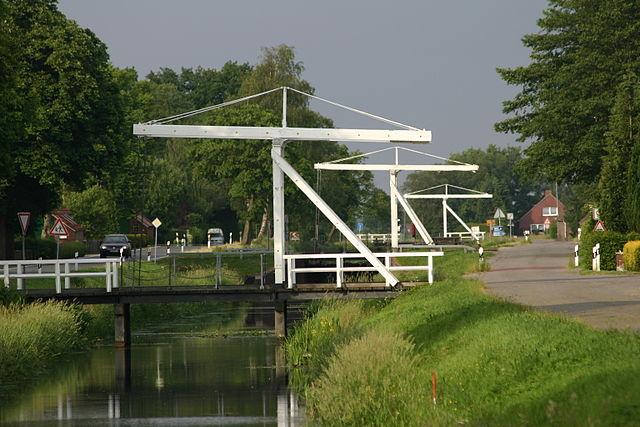Großefehn Brücke