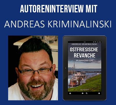Autoreninterview Kriminalinski