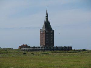 Westturm von Wangerooge