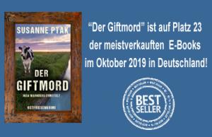 "Ostfrieslandkrimi Bestseller ""Der Giftmord"""