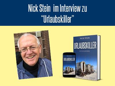 Beitragsbild Interview Urlaubskiller mit Nick Stein