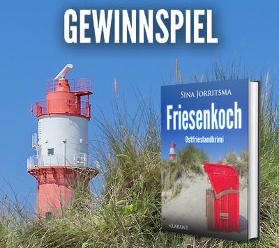 Ostfrieslandkrimi Gewinnspiel Friesenkoch