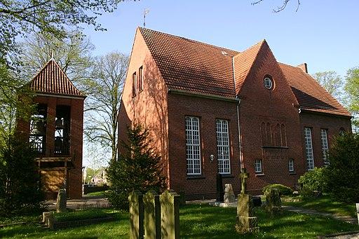 Oldersum Kirche