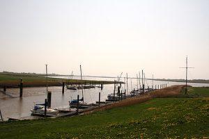Oldersum Yachthafen