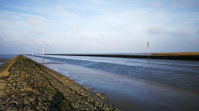 Wattenmeer Harlesiel