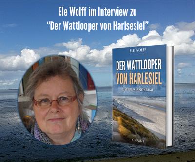 Der Wattlooper von Harlsesiel - Interview mit Ele Wolff