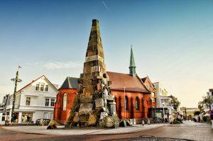 Norderney - Schauplatz des Ostfrieslandkrimi Inselgroll