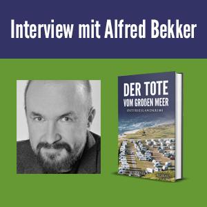Interview Ostfrieslandkrimi DEr Tote vom Großen Meer