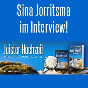 Sina Jorritsma im Interview zu Juister Hochzeit
