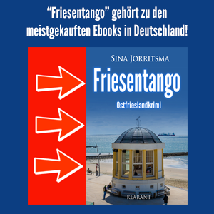"Börsenblatt Ostfrieslandkrimi ""Friesentango"""