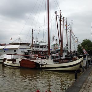 Hafen von Leer