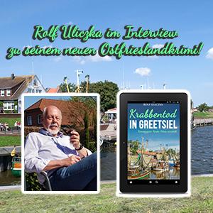 Krabbentod in Greetsiel von Rolf Uliczka