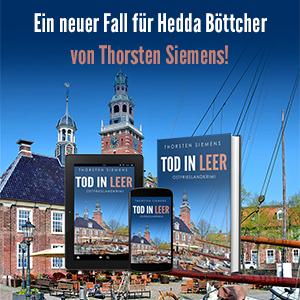 Ostfrieslandkrimi Tod in Leer