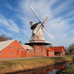 Ostfriesland Mühle