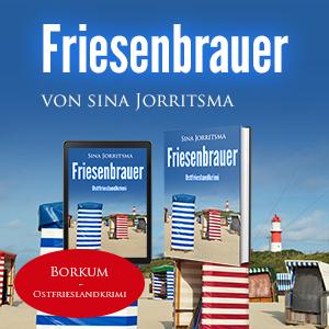 Ostfrieslandkrimi Friesenbrauer