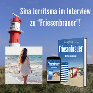 Sina Jorritsma im Interview zu Friesenbrauer