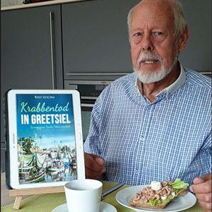 Ein Krabbenbrötchen mit Rolf Uliczka