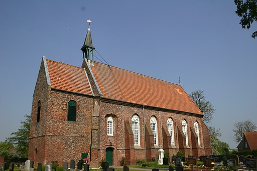 Twixlum Kirche