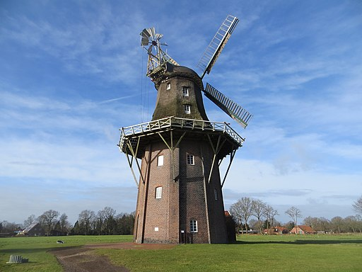 Holtland_Windmühle_Wiki_commons