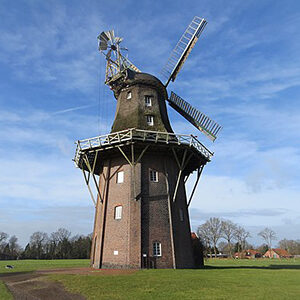 Holtland Windmühle