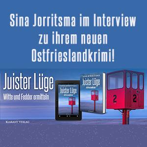 Sina Jorritsma im Interview zu Juister Lüge