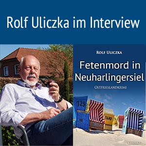 Rolf Uliczka im Interview zu Fetenmord in Neuharlingersiel