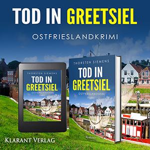Ostfrieslandkrimi Tod in Greetsiel