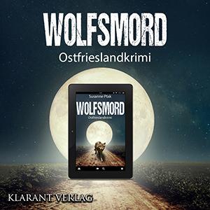 Ostfrieslandkrimi Wolfsmord