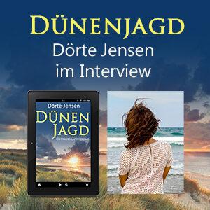 Dünenjagd Dörte Jensen im Interview