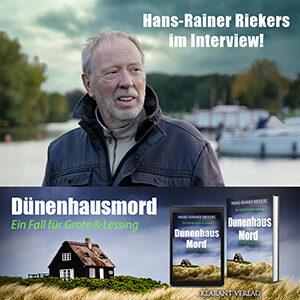 "Hans Rainer Riekers im Interview zu ""Dünenhausmord"""