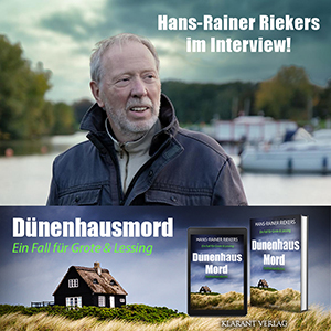 "Hans Rainer Riekers im Interview zu ""Dünenhausmord"""