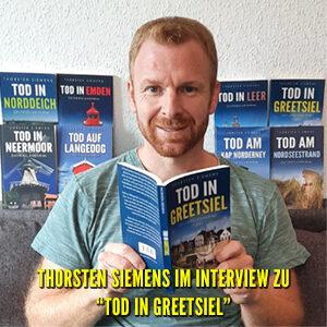 Thorsten Siemens im Interview zu Tod in Greetsiel