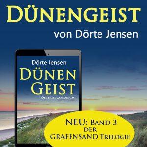 Ostfrieslandkrimi Dünengeist