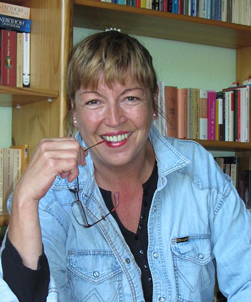 Autorin Elke Nansen