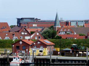 Insel Juist Schauplatz des Ostfrieslandkrimis von Sina Jorritsma