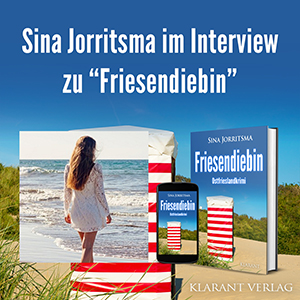 Sina Jorritsma im Interview zu Friesendiebin