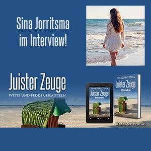 Sina Jorritsma im Interview zu Juister Zeuge