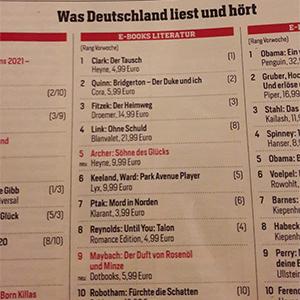 Ostfrieslandkrimi Mord in Norden Focus Bestsellerliste
