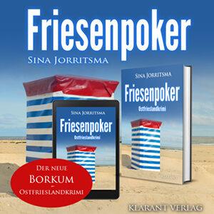 Ostfrieslandkrimi Friesenpoker