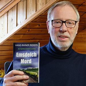 Hans-Rainer Riekers im Interview zum Ostfrieslandkrimi Emsdeichmord