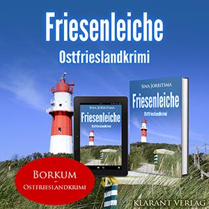 Ostfrieslandkrimi Friesenleiche