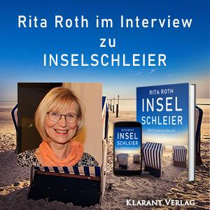 Rita Roth im Interview zu Inselschleier