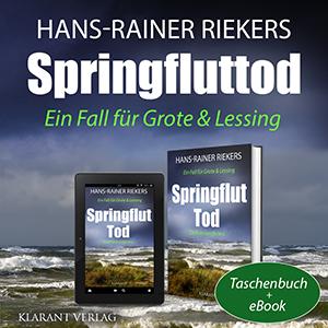 Ostfrieslandkrimi Springfluttod