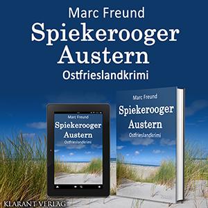 Ostfrieslandkrimi Spiekerooger Austern