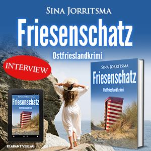 Ostfrieslandkrimi Friesenschatz Interview
