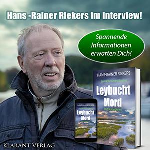 Interview Leybuchtmord mit Hans-Rainer Riekers