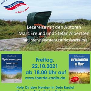 Lesung Foerde-Radio